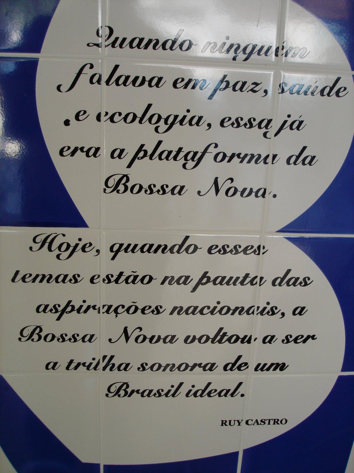 Blog Da Toca 000098 Acesso Bossa Nova Do Metrô Ipanema