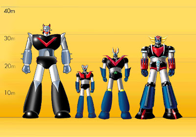 Kakure Gaijin: Taekwon V: Korean version of Mazinger Z