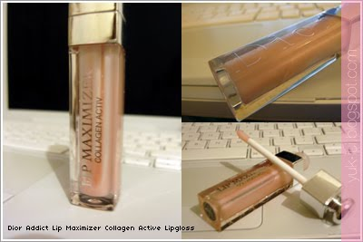 REVIEW] Dior Addict Lip Maximizer Collagen Active Lipgloss
