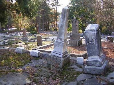 Grave Misgivings: Pine Grove Cemetery, Nevada City, California