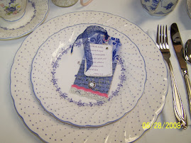 My place setting