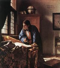 El Geógrafo. Vermeer
