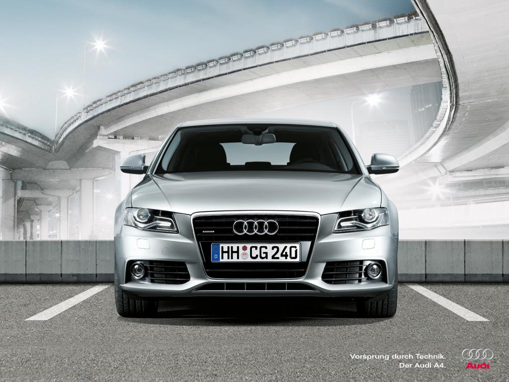 Wallpapers Audi A4 B5 Wallpaper