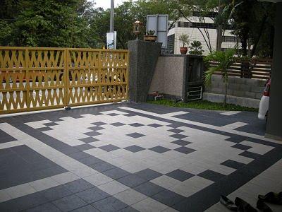 Car Porch Floor Design Caska