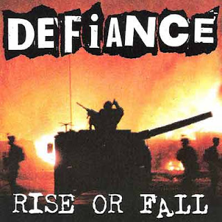 Download punk MP3 albums for free - View topic - Defiance - Rise Or