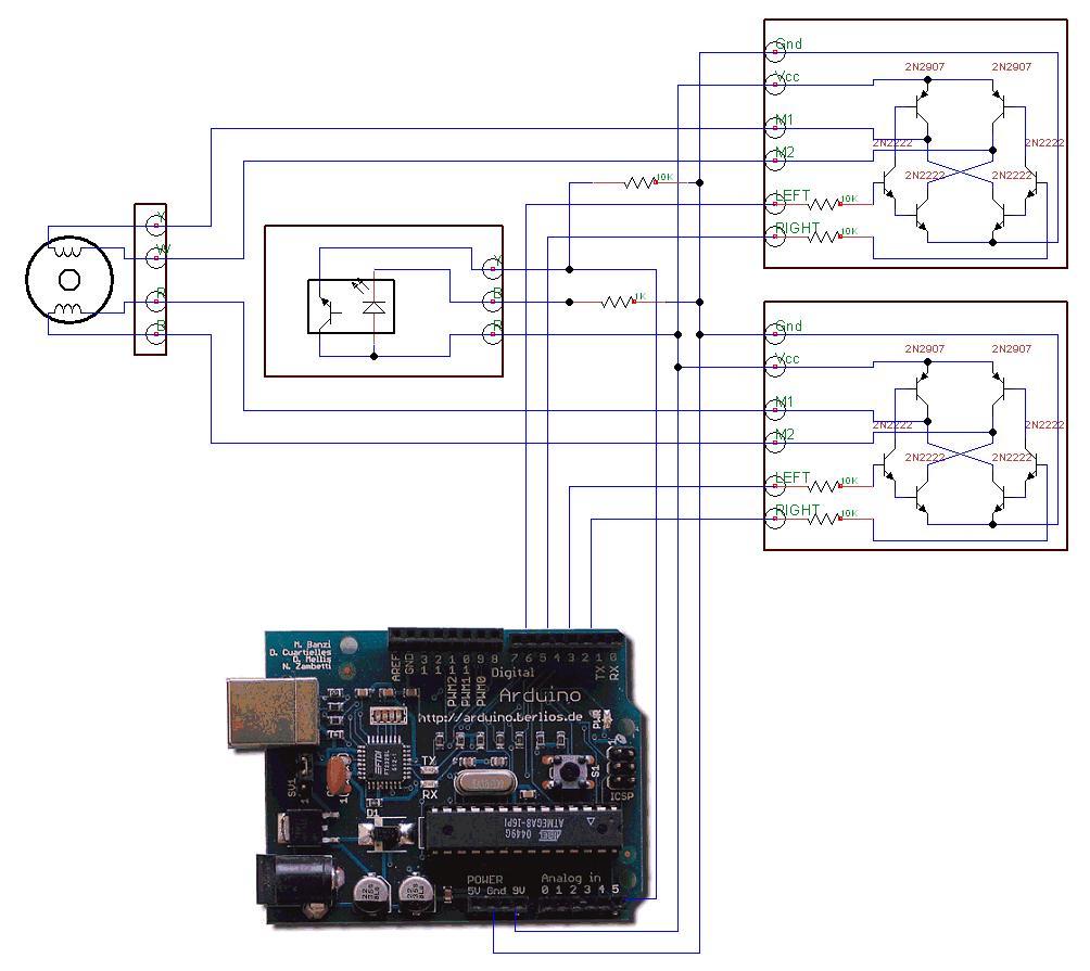 Arduino Shaft Speed