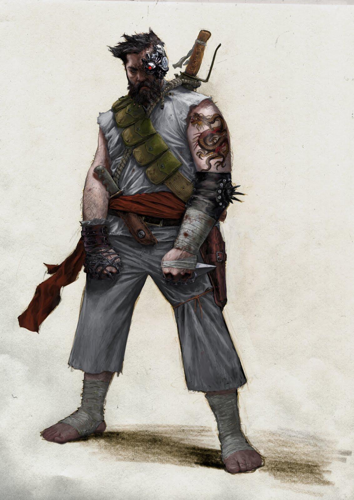 Mortal Kombat Reboot Concept Arts Check Em Out System Wars