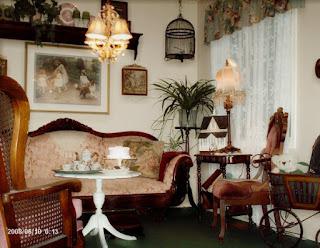 circa 1800's sofa