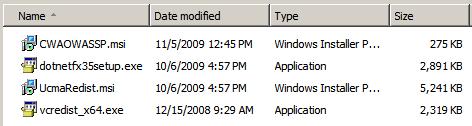 Lync 2010 and Exchange 2010 SP1 OWA integration - Lync 2010
