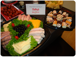 Raley's Party Trays: Convenient and Delicious!