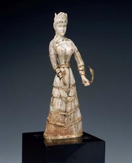 Minoan Snake Goddess Essay Checker - image 9