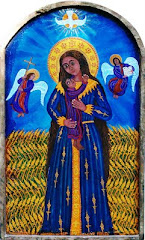 """Madonna of the Corn Fields"""