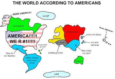 What on earth americas view world map americas view world map gumiabroncs Choice Image