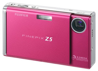 Fujifilm Digital Camera - Fujifilm FDZ5