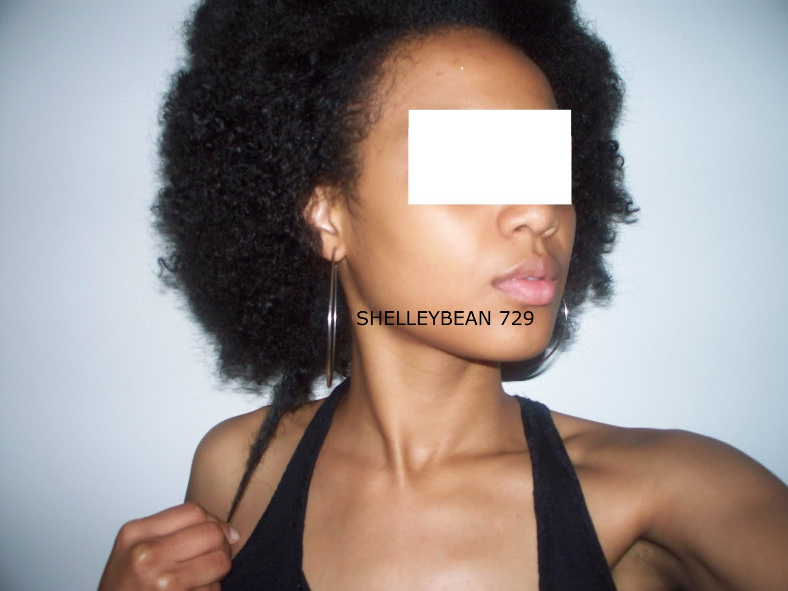 18 Months Since My Last Relaxer !!