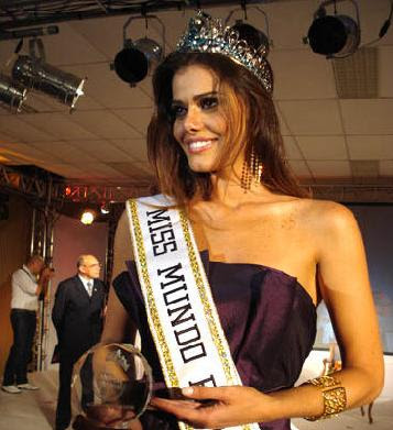 Assured, what miss world nudist 2009