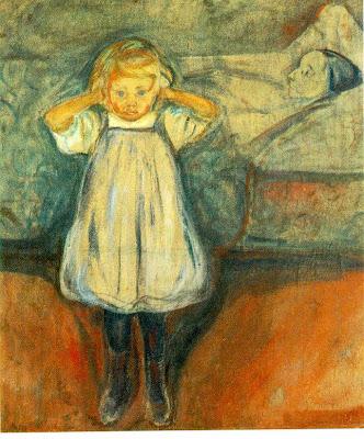 Edward Lunch - Ölü Anne ve Çocuk