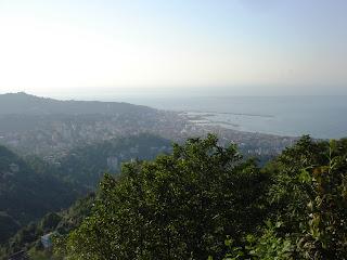 Dağmaran'ın bir tarafı şehir merkezi