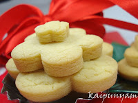 Cut-Out Butter Cookies