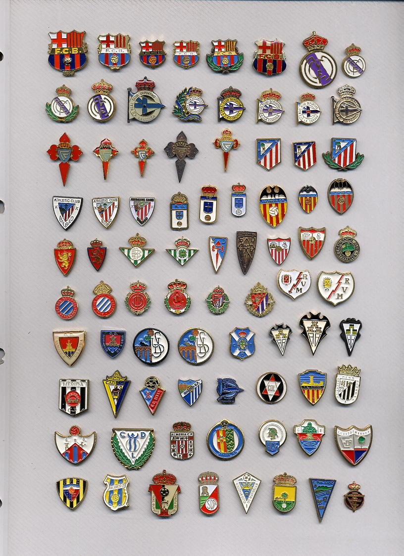 Escudos y logos 2008