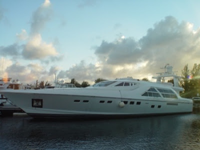 Scott Storch's Yacht on eBay - LUXUO