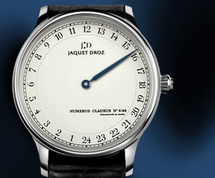 Jaquet Droz Seule Aiguille Watch