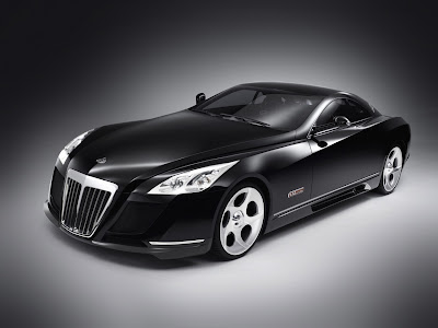 Maybach Exelero for sale for 78 million  LUXUO