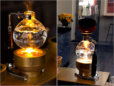 Siphon Coffee Maker How It Works : A USD 20,000 coffee maker from Japan - LUXUO