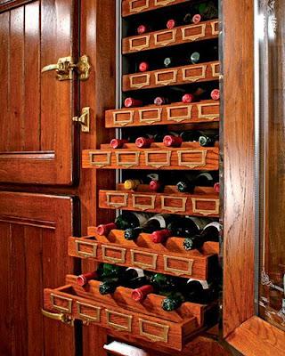 La Glaciere Luxury Refrigerator Luxuo