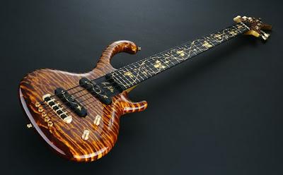 most expensive bass guitar