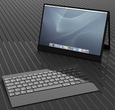mactab TOP 10 - Futuristic Concept Laptop Designs