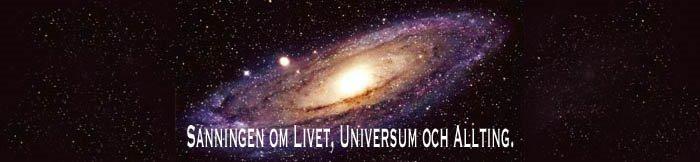 Sanningen om Livet, Universum och Allting