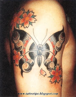 The Best Butterfly Tattoos On Your Body  Location