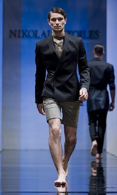 Nikolaj D'etoiles, STHLM, Stockholm, Fashion days, Berns, Swedish fashion, SS09