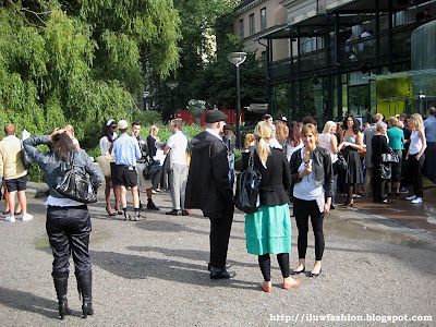 STHLM, Stockholm, Fashion days, Berns, Swedish fashion, SS09, 2008, Spring Summer 2009