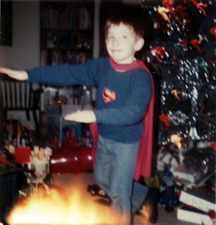 Sean Kleefeld, age 6