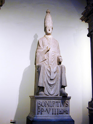 Túmulo de Bonifácio VIII, Florença