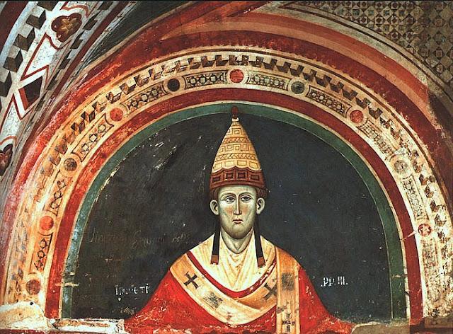 Papa Inocêncio III, Subiaco. Orações e milagres medievais