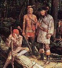 American Revolution Blog: Native Americans and the Lost ...