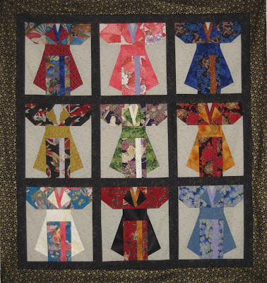 Kimono Quilt Patterns Patterns Gallery