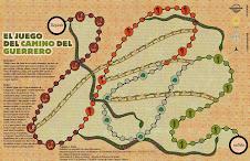 El juego del camino del Guerrero