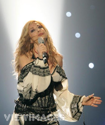 Anna Vissi Everything Eurovsion