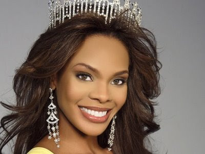 Miss USA, Crystle Stewart