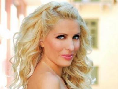 Eleni Menegaki Ελένη Μενεγάκη ΑΝΤ1 ALPHA Latsios Λάτσιος
