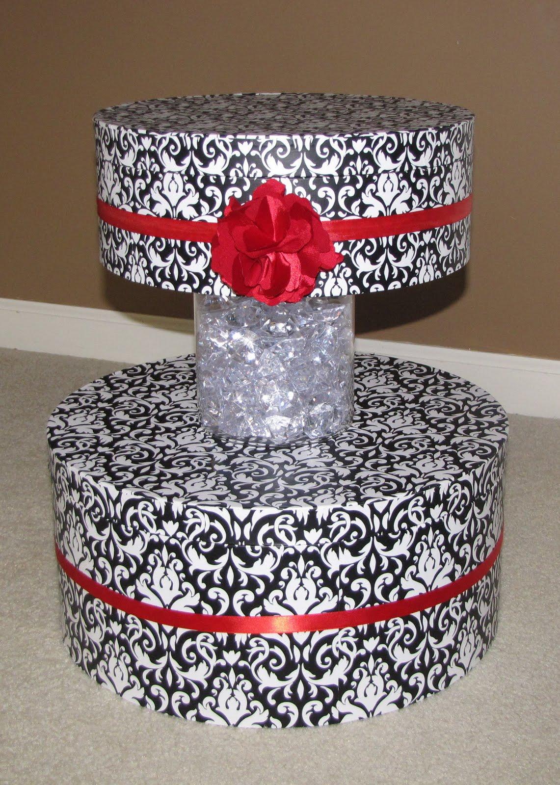 Diy Cake Box