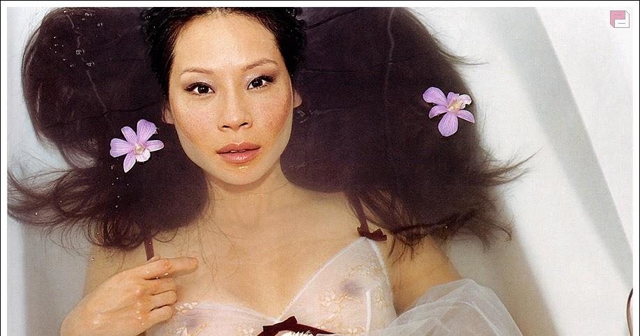 фишка азиатского люси лью показала свои прелести фото как княгиня вкушала