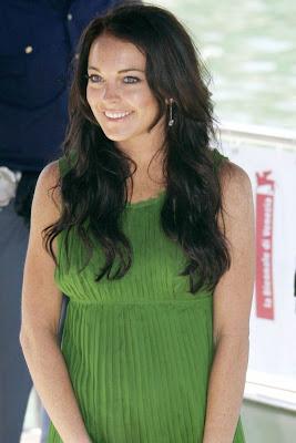 Lindsay Lohan Flash 3