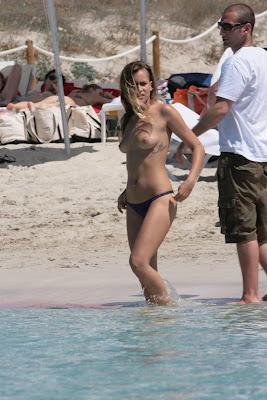 Charlotte Casiraghi Nude