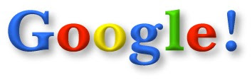 premier logo de google