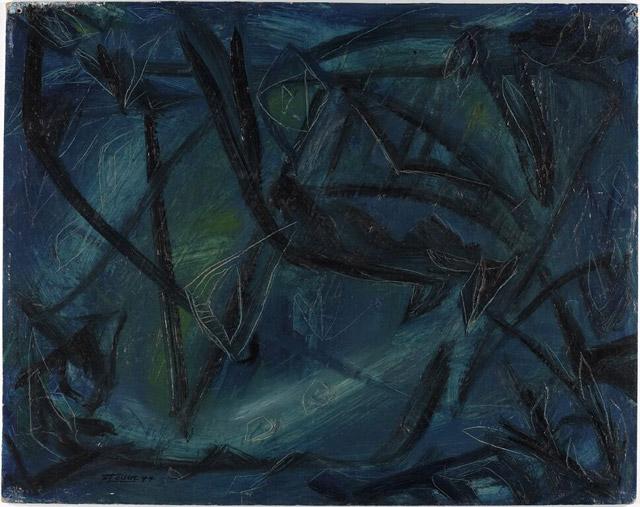 [Tableau+en+bleu,+1944]